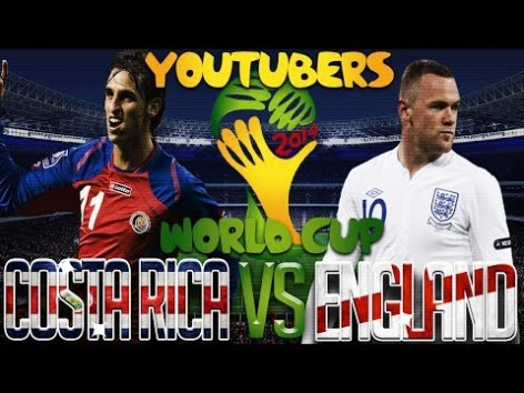 Costa Rica vs England